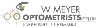 W Meyer Optometrist Logo