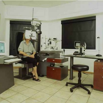 Examination Room: Professional Refraction