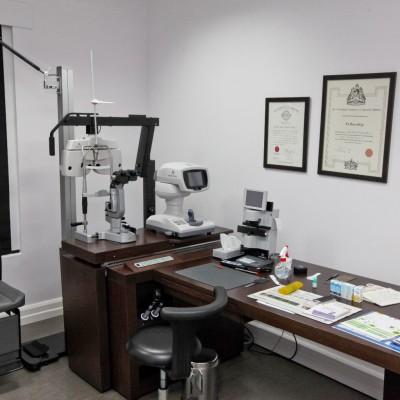 Examination Room: Professional Refraction